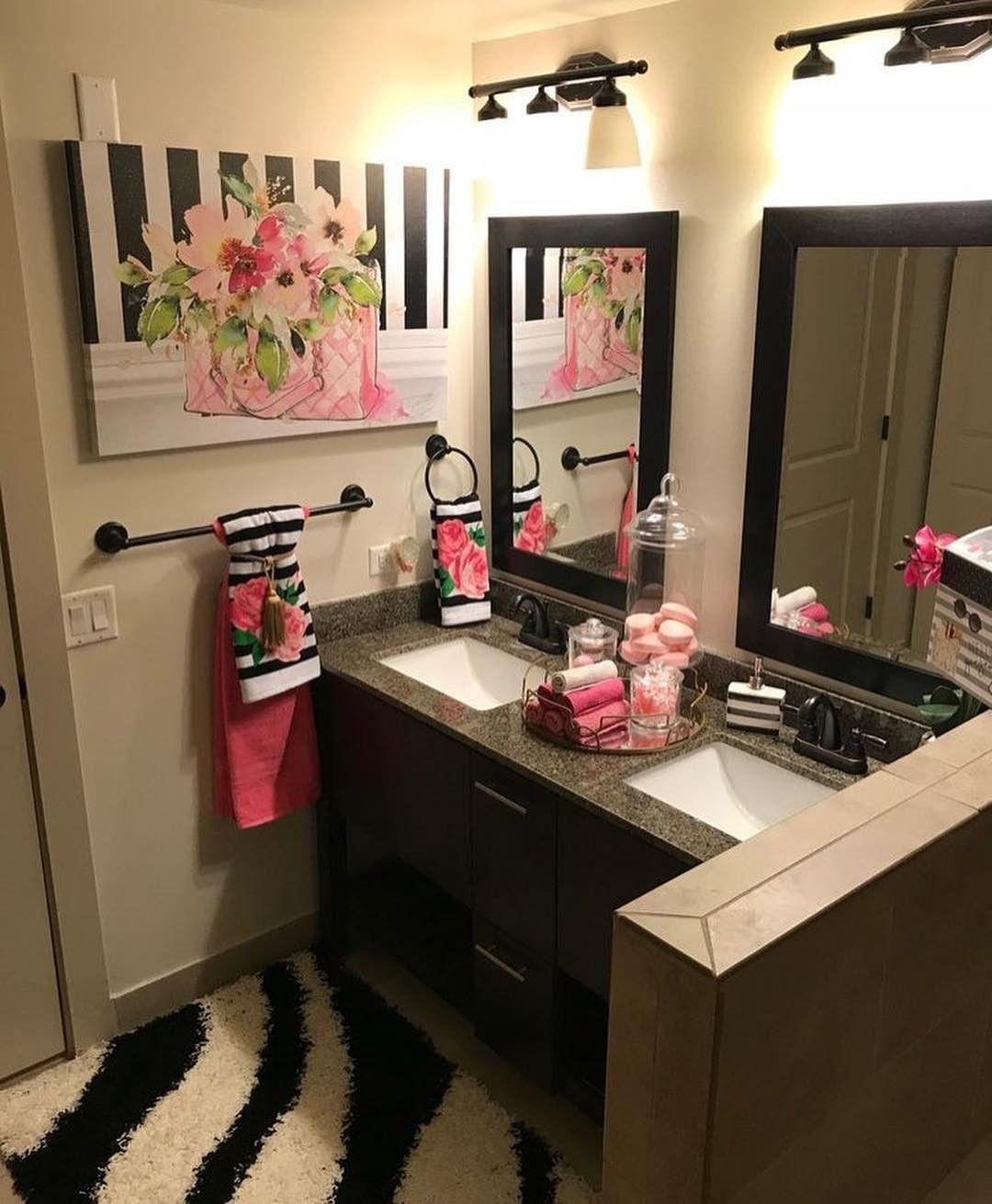 Pinterest ~Girly Girl Add me for More!!!😏 | Bathroom decor ...
