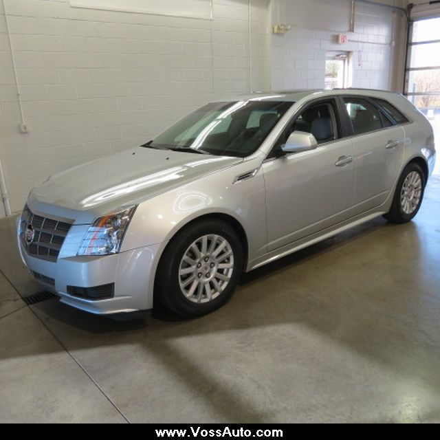 2010 Cadillac Cts For Sale: 2010 CADILLAC CTS Luxury Station Wagon