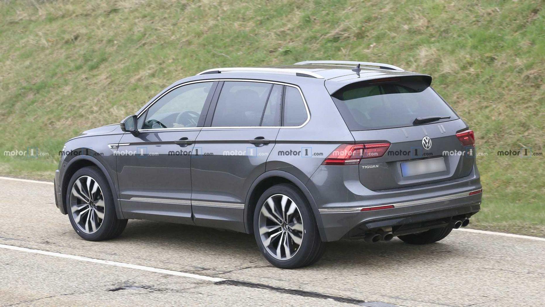 Vw Tiguan Facelift And Tiguan R Concept Due In 3 Volkswagen Tiguan Wolfsburg Edition 2020 In 2020 Tiguan R Volkswagen Volkswagen Passat