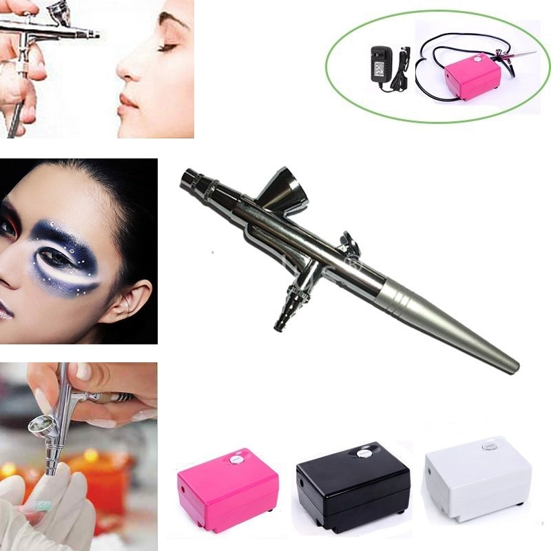 46.99 Watch here Airbrush Makeup Air brush COMPRESSOR