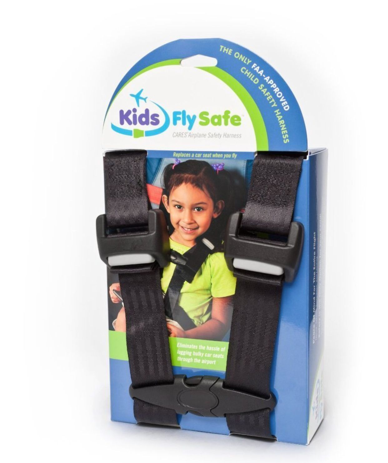 CAREs Child Airplane Travel Harness Cares Safety