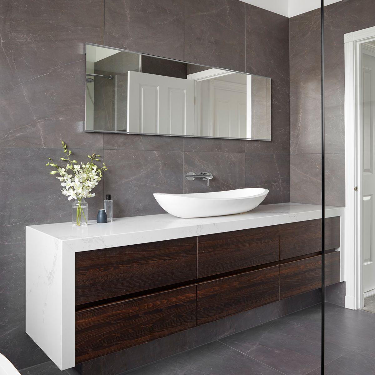 Big Ideas For Small Bathroom - SmarterBATHROOMS+