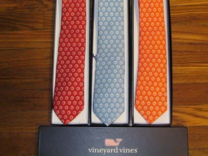 Vineyard Vines #CRPS #RSD ties available in our store!