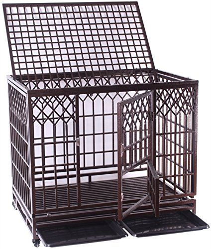 The Pet League Online Store For Pet Supplies Food Products More Heavy Duty Dog Crate Dog Kennel Door Design