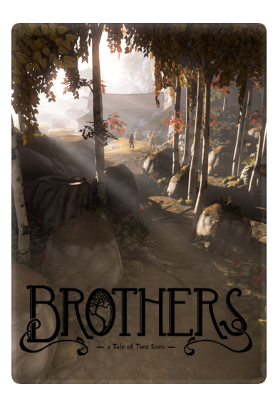You play two brothers at once -- Brothers: A Tale of Two Sons -- one of the most emotional games I've ever played.
