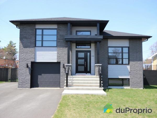 Maison à vendre Drummondville, 1340 rue Lapalme, immobilier Québec