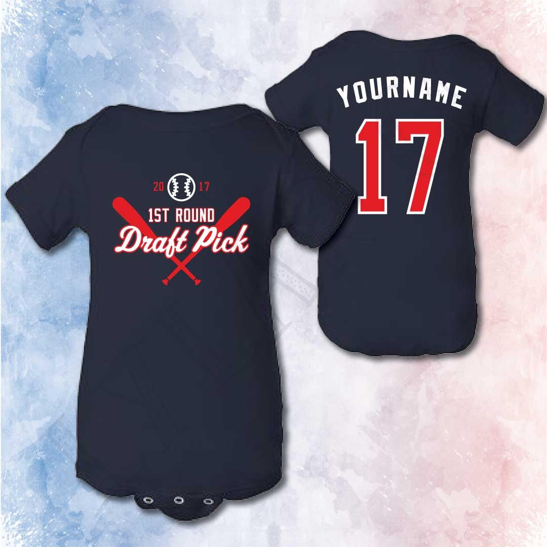 c3ae8c66d Boston Red Sox Baby Infant Bodysuit MLB Baseball Birth Announcement  Personalized Father s Day   newborn red sox outfit baseball baby shower by  LYLARCo on ...