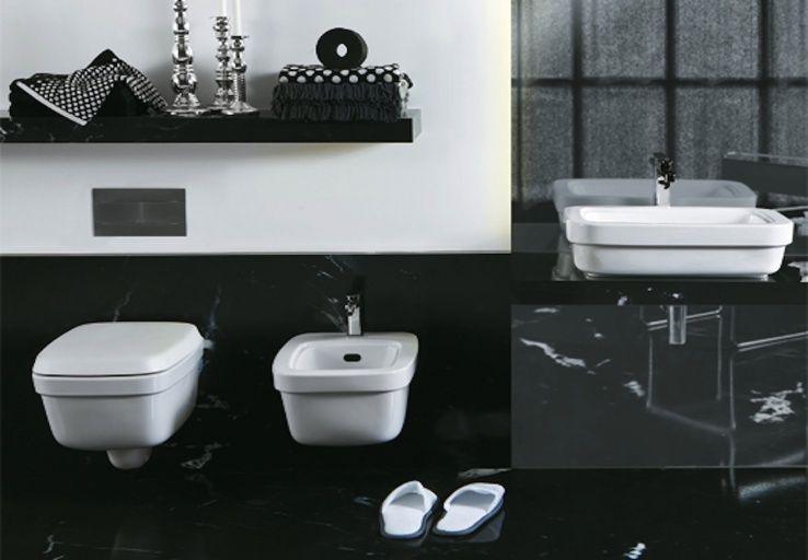 Een impressie uit ons brede assortiment klassiek sanitair van onze ...
