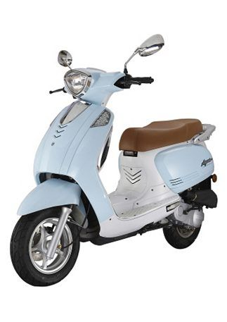 moped scooter 25 km h keeway agora 25 retro scooter. Black Bedroom Furniture Sets. Home Design Ideas