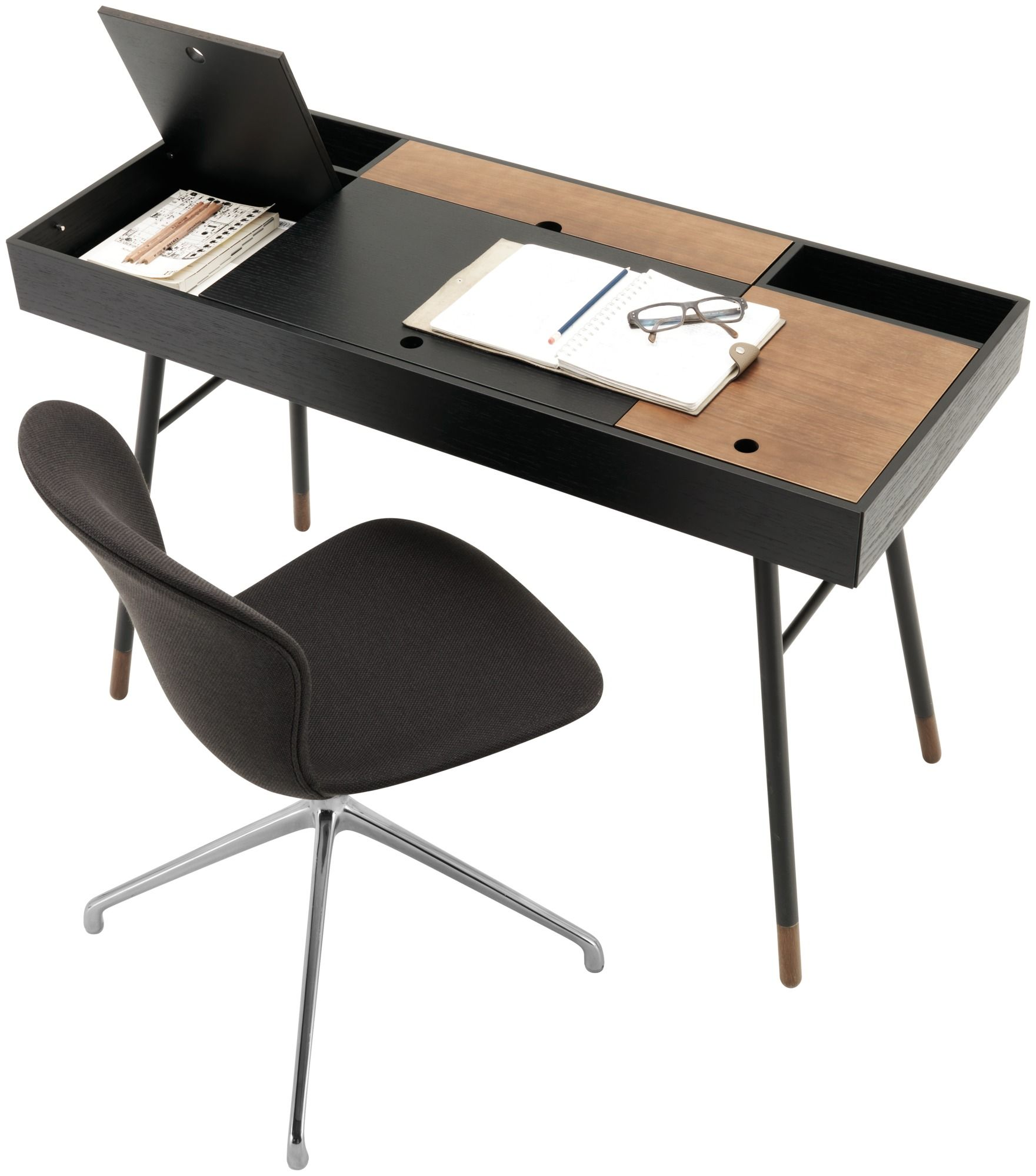 Desks Cupertino desk | Stylish office furniture