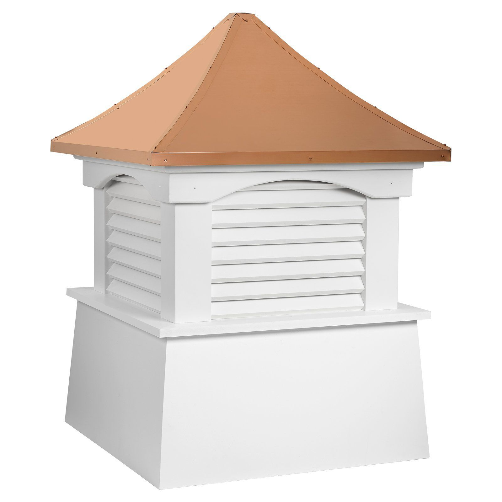 Good Directions Coventry Vinyl Cupola Roof Roofing Copper Roof Cupolas