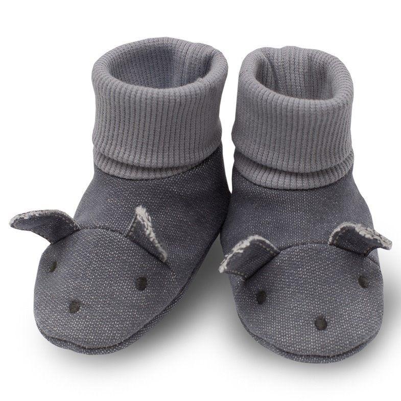 Buciki Niemowlece Z Kolekcji Colette W Kolorze Szarym Ubranka Dla Niemowlat Sklep Polskie Dzieci Monochrome Baby Baby Clothes Kids Fashion