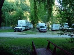 Sleepy Hollow Rv Park In Willits Rv Parks Park Camping Club