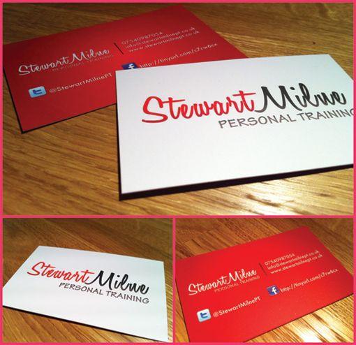 Personal trainer business card tarjeta pinterest business personal trainer business card colourmoves Gallery