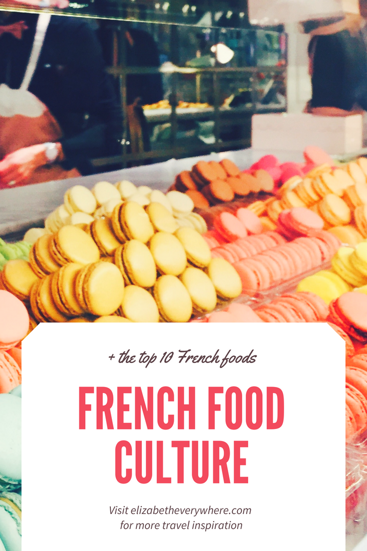 France Food Culture Everything To Know Top 10 French Foods Elizabeth Everywhere France Food Food Culture French Food