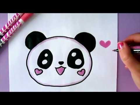 How To Draw A Super Cute And Easy Cherry Kawaii Cherry To Draw Youtube Cute Easy Drawings Cute Drawings For Kids Cute Cartoon Drawings