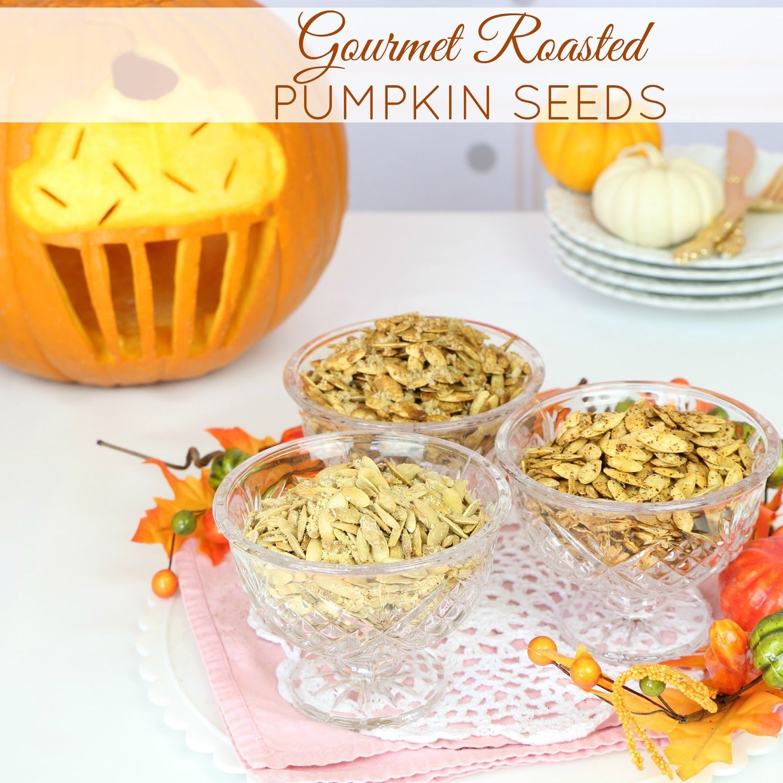 Lindsay Ann Bakes: VIDEO Flavored Roasted Pumpkin Seeds (classic, sweet, salty...#ann #bakes #classic #flavored #lindsay #pumpkin #roasted #salty #seeds #sweet #video #pumpkinseedsrecipebaked