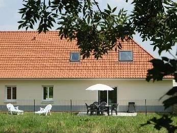 Vakantiehuis PC44 in Pas de Calais, Noord-Frankrijk. De rust van het platteland.
