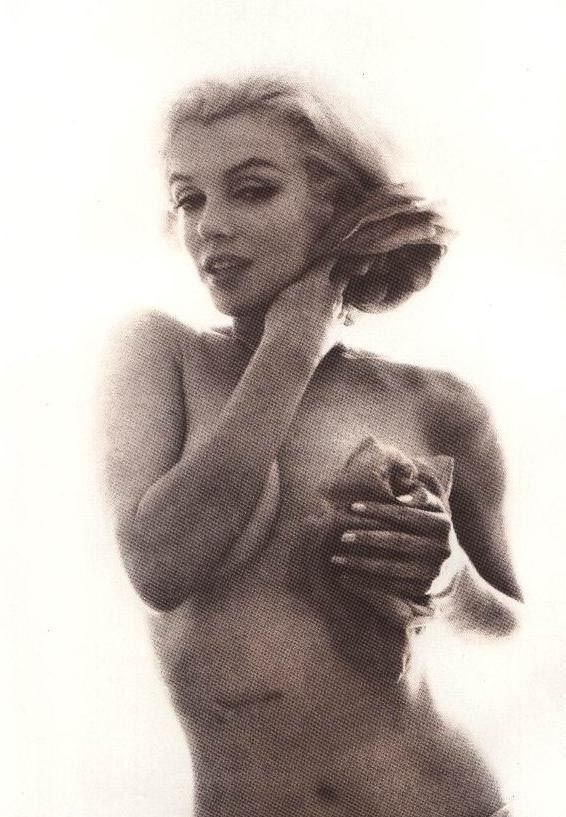 One of my favorite Marilyn pictures.