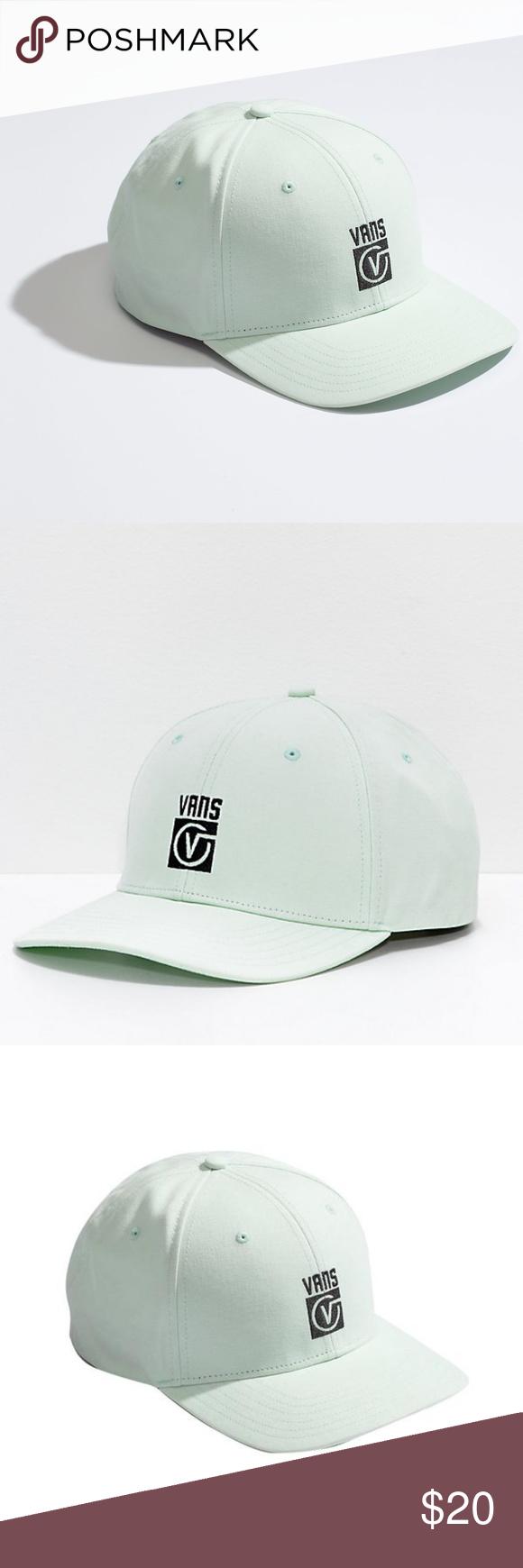 10c943c7 Vans Hat Vans Worldwide Curved Bill Jockey Hat - Ambrosia Vans Accessories