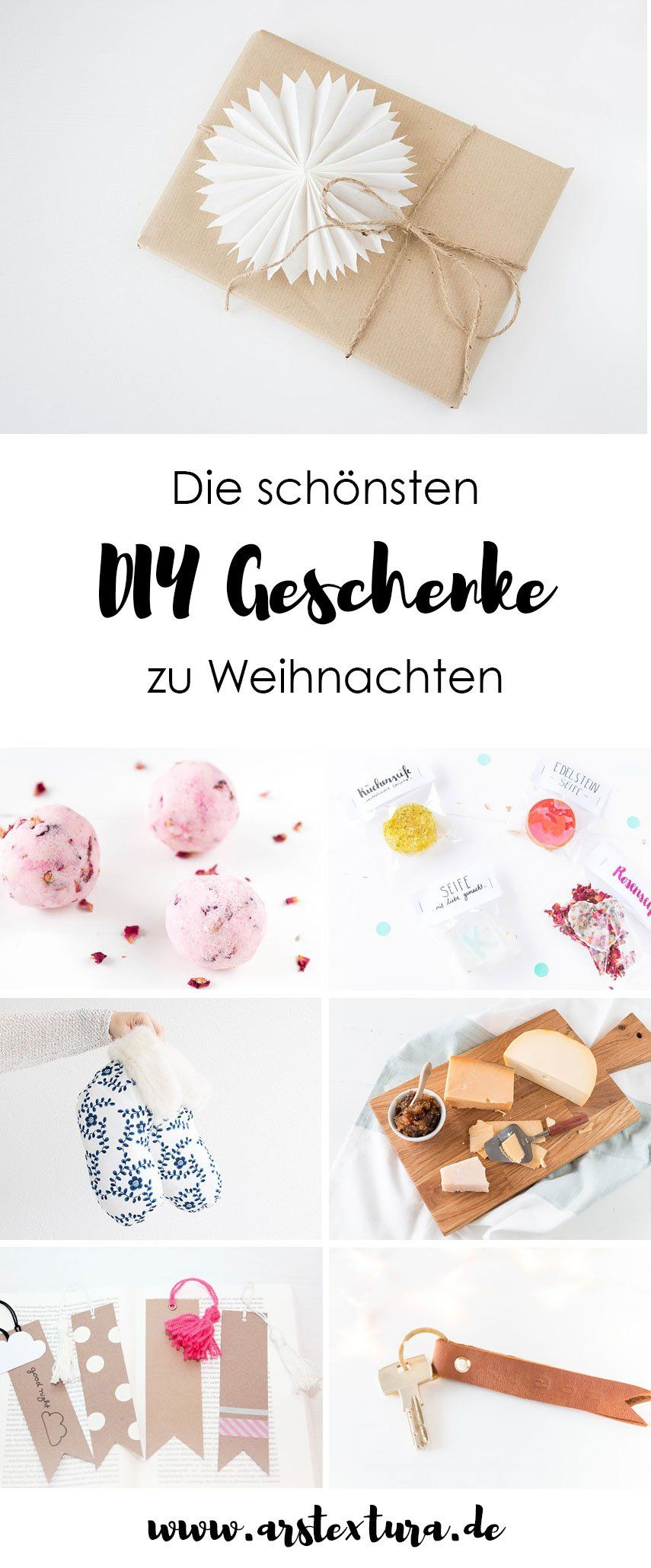 Die schönsten DIY Geschenke | Geschenke zu weihnachten, Badebomben ...