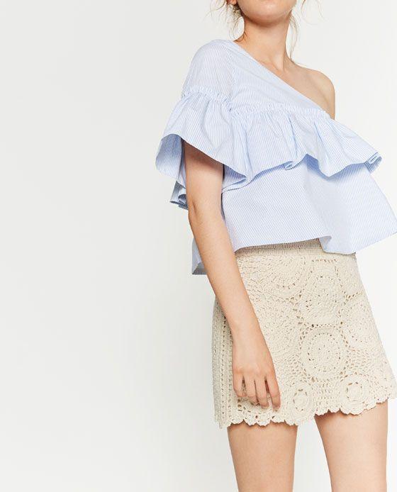 Access Denied Ropa Faldas Zara