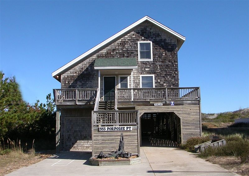 twiddy outer banks vacation home phelan corolla oceanfront 4 rh pinterest com