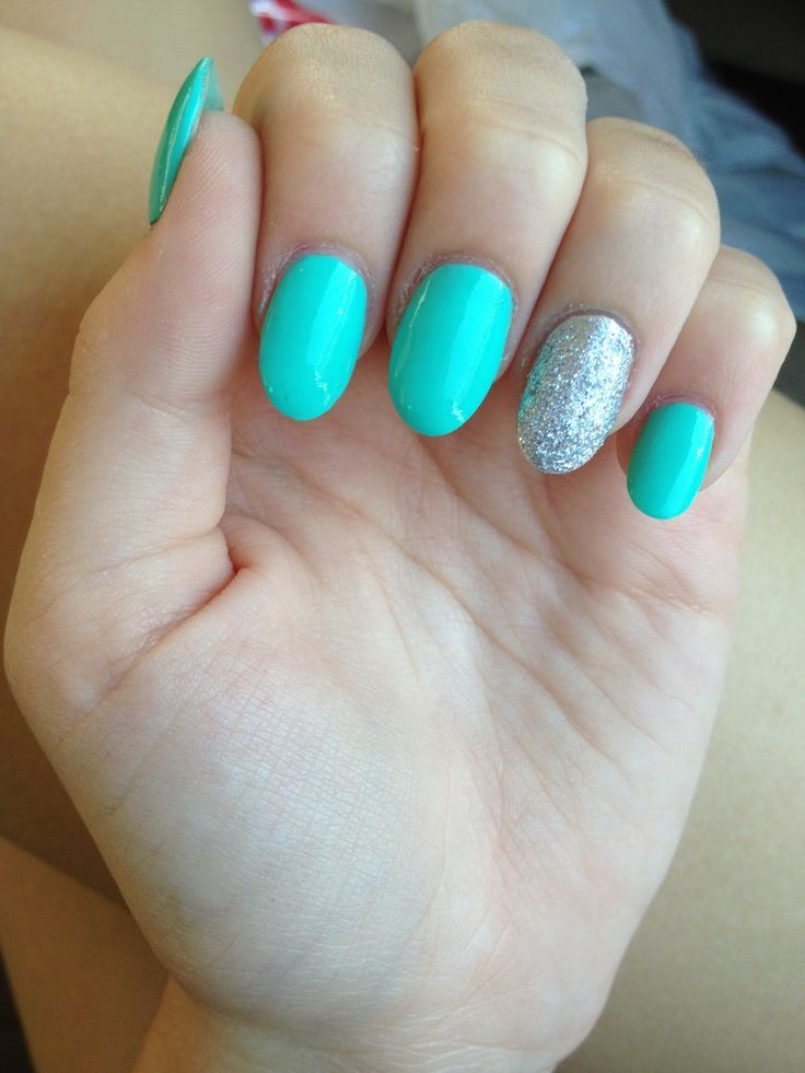 Peach Acrylic Nails Tumblr