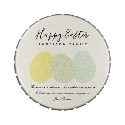 Cute soft subtle pastel easter eggs personalized candy tin cute soft subtle pastel easter eggs personalized candy tin romantic wedding gifts wedding anniversary marriage negle Image collections