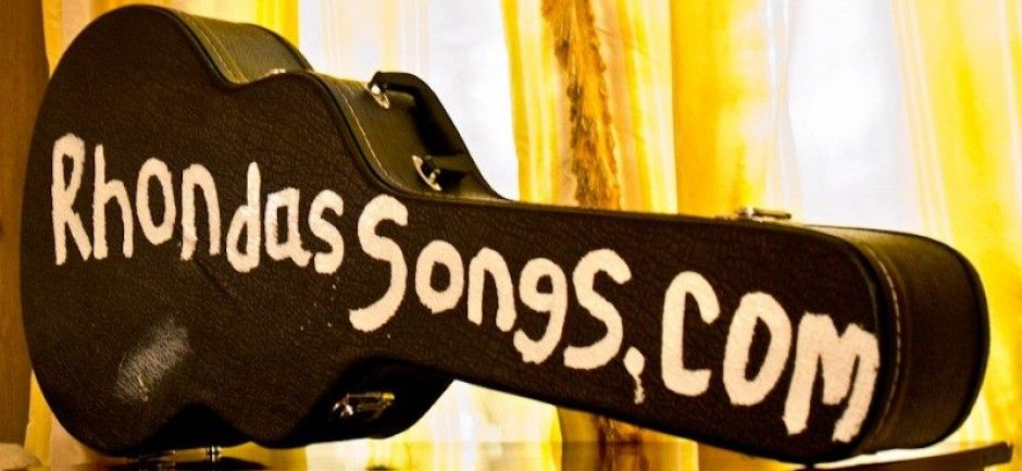 My blog address is http://RhondasSongs.com/rhonda/#  It's like a living room for our on-going conversations across cyber-space. You can talk to me there or anywhere you happen to find me online of offline. :-)  @RhondasSongs