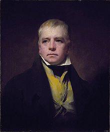 15 août 1771 : naissance de Walter Scott, écrivain et poète britannique († 21 septembre 1832).