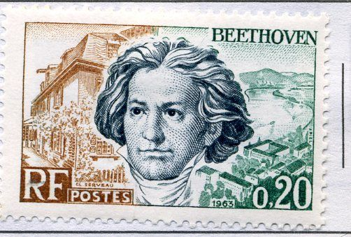 Beethoven Birthplace at Bonn and Rhine