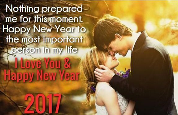 Best Romantic New Year 2017 Images For Girlfriend Wishing A Newyear