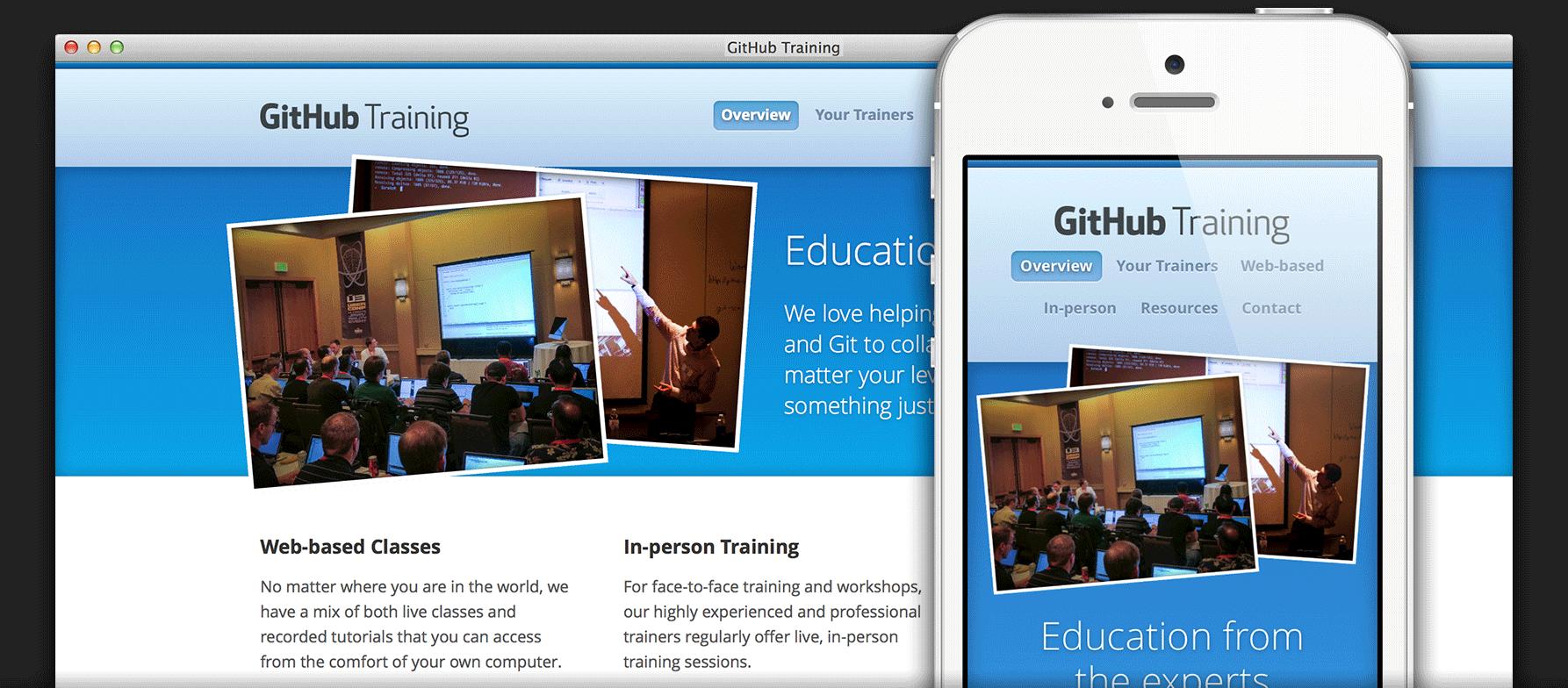 Github Pages Web Development Design Github Web Based