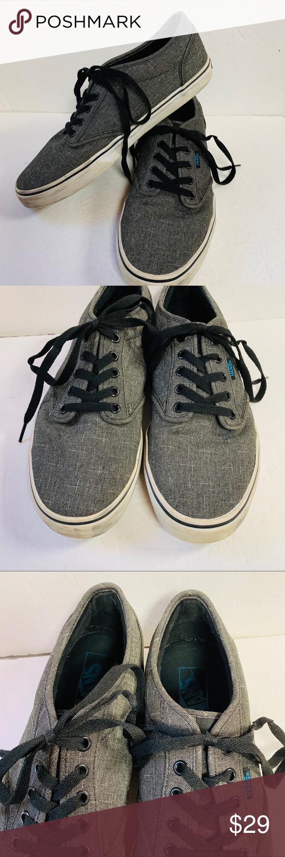 Men's Vans Sneakers Board Shoes 9.5 LIKE NEW Vans