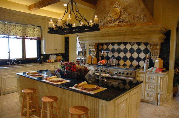 15 Stunning Mediterranean Kitchen Designs Mediterranean Kitchen