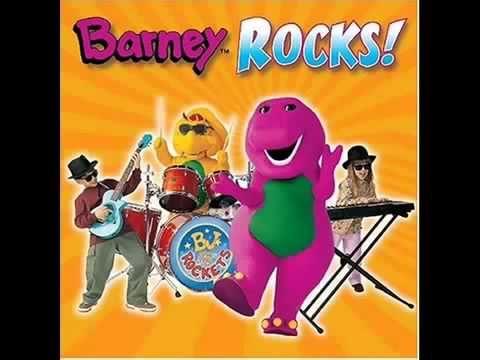 Barney And The Backyard Gang I Love You barney & the backyard gang: rock with barney (episode 8) | welcome