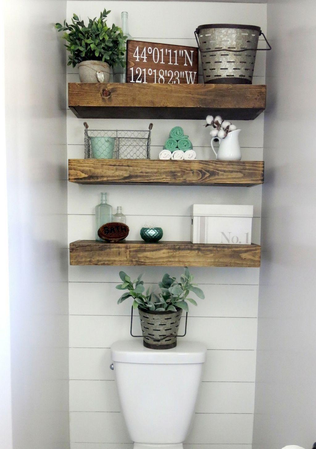 50 Tips And Tricks Bathroom Storage Shelves Organization Ideas