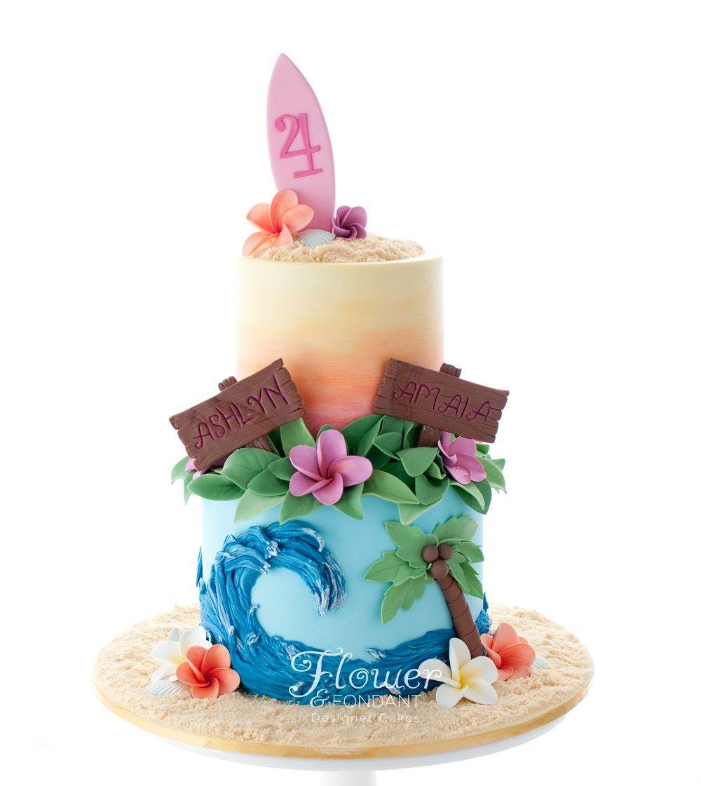 27 pretty photo of hawaiian birthday cake hawaiian