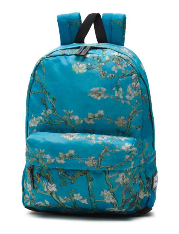 6ec6782ee9fc Vans x vincent van gogh almond blossom backpack   Products   Vans ...