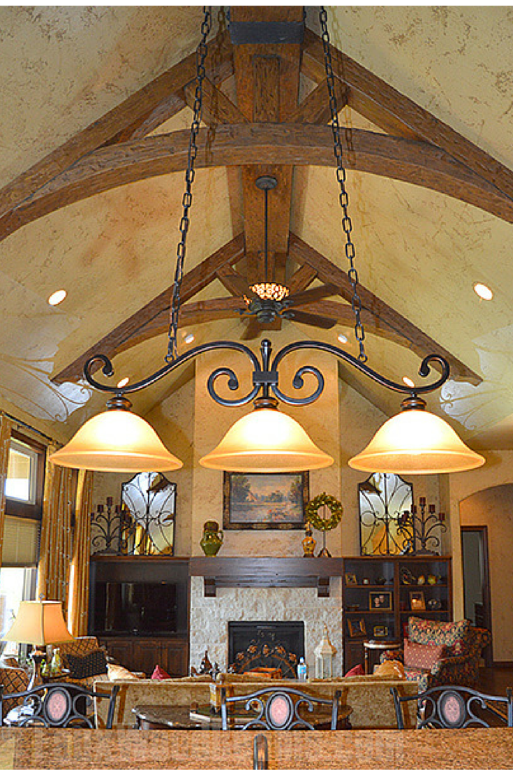 A Tuscany Arched Beam Allows You To Create Virtually Any Ceiling Design Can Imagine