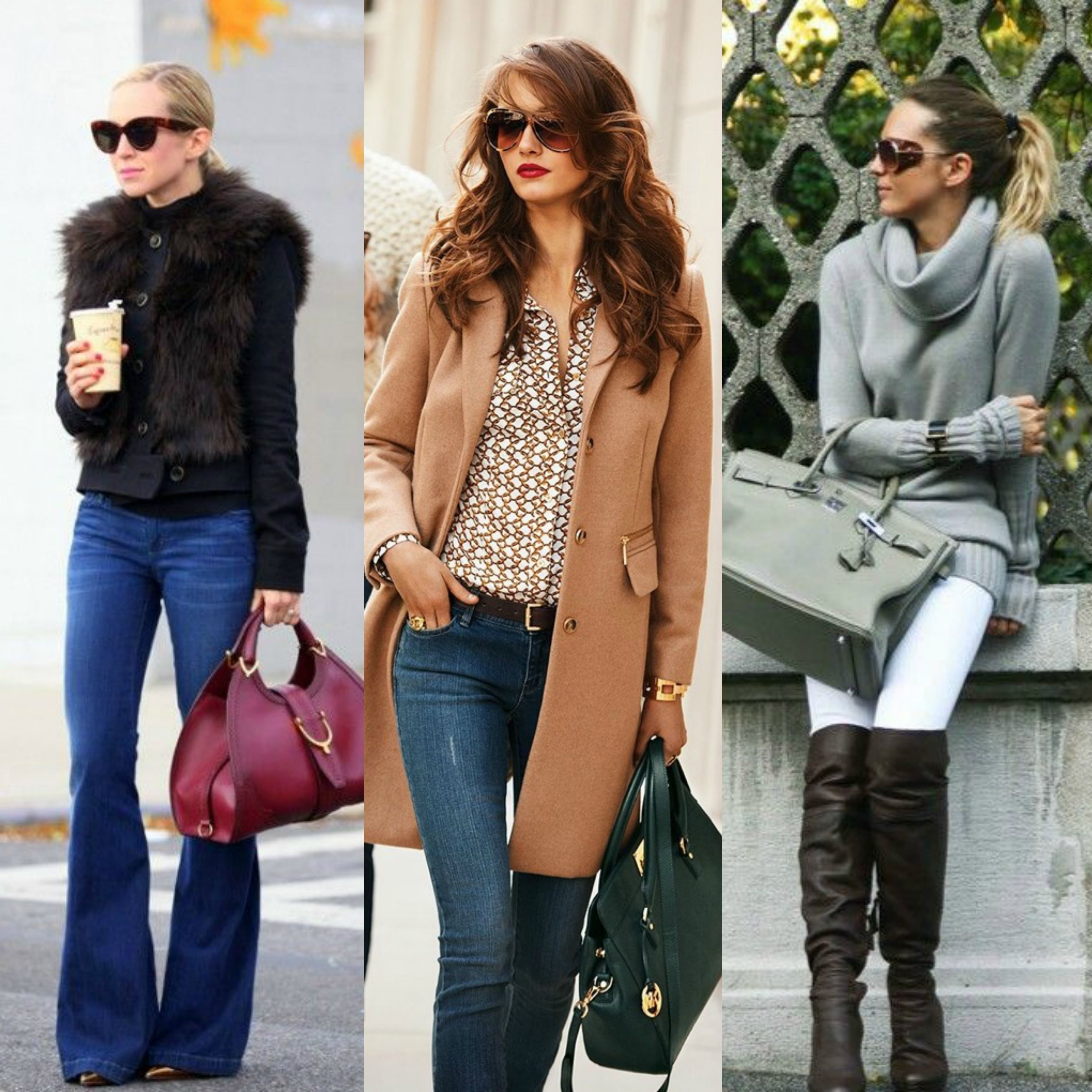 Loving The Middle Outfit Autumn Fashion 2017Fall WomenCasual