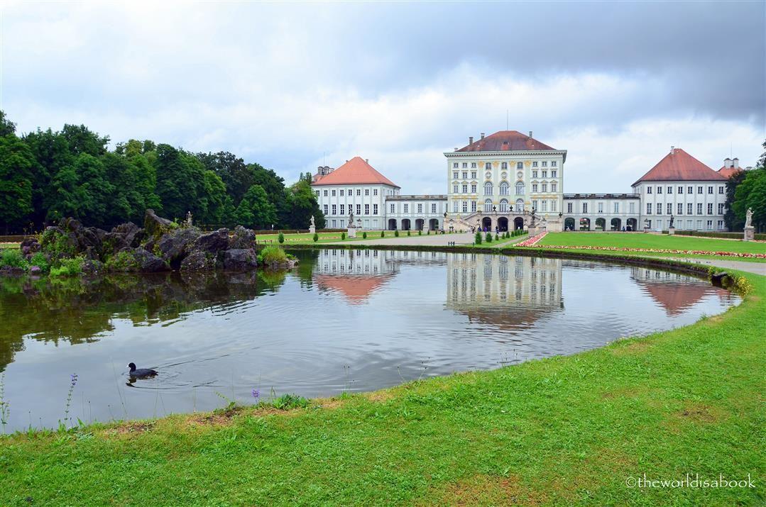 Exploring Nymphenburg Palace #Munich #germany