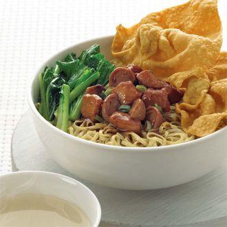 Bakmi Yamin Special Gm Pangsit Goreng Bakmigm Masakan Resep Resep Masakan Indonesia