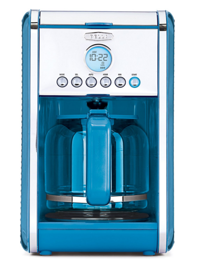 7 Electrifying Blue Coffee Makers