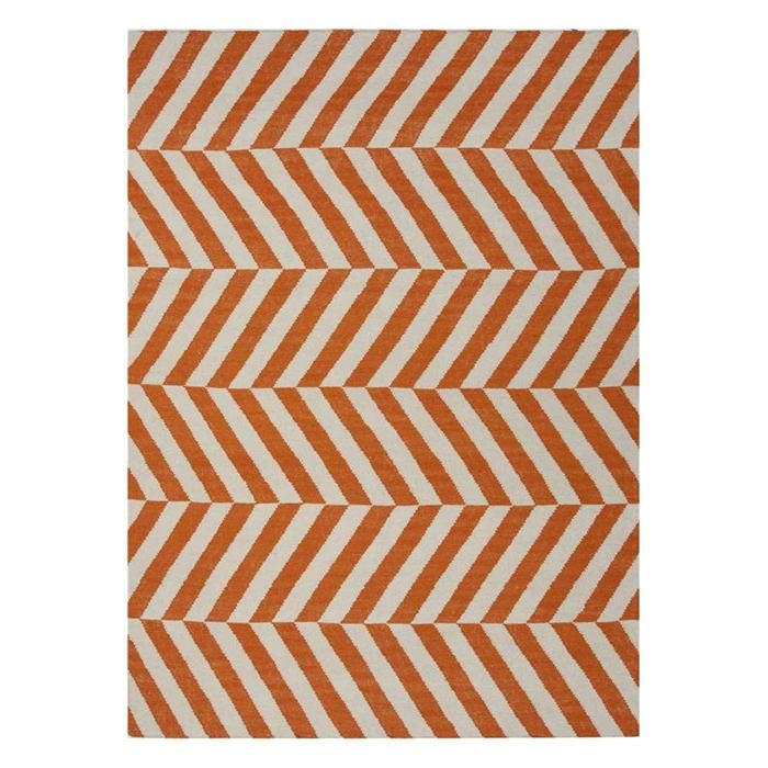 Maroc Salma Mr29 9 39 X 12 39 Orange White Area Rug Nebraska Furniture Mart Dive In Pinterest