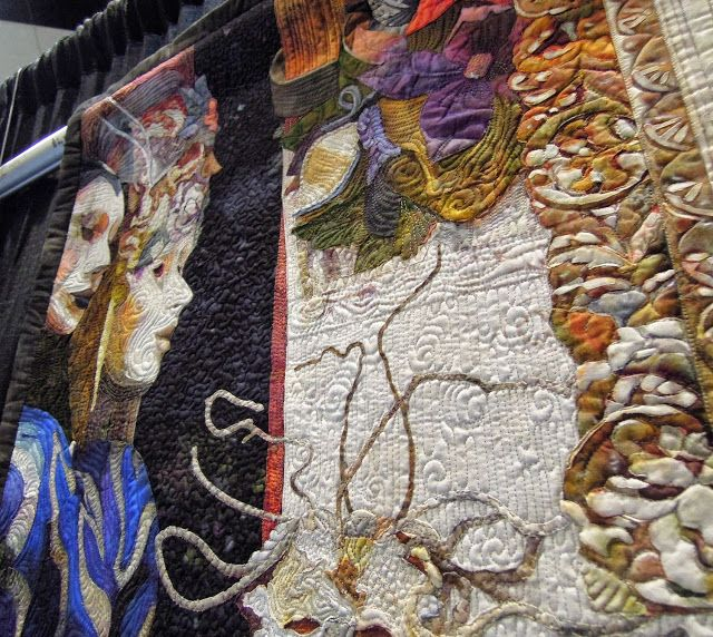 Venetian+Menagerie+by+Melissa+Sobotka,+2013+PIQF,+closeup+photo+by+Quilt+Inspiration.JPG (640×572)