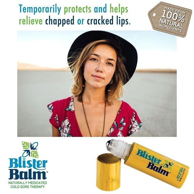Nobody Has Time For Chapped Or Cracked Lips! Moisturize