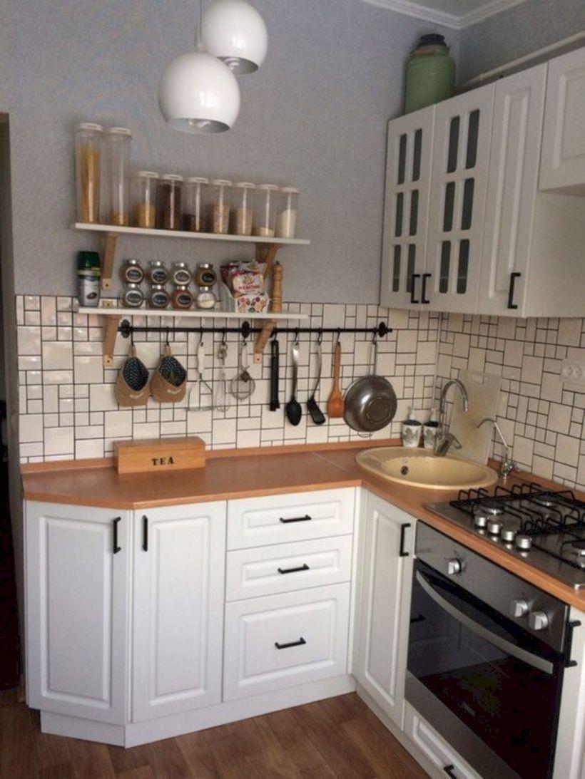 Comfortable kitchen set to beautify your interior 07 homiku com