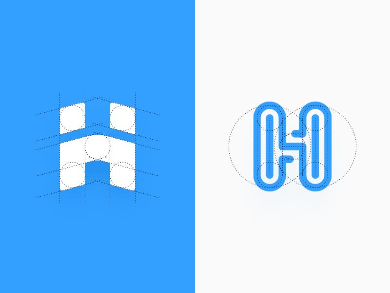 H Logo H Logos Branding Design Logo Logo Design Typography